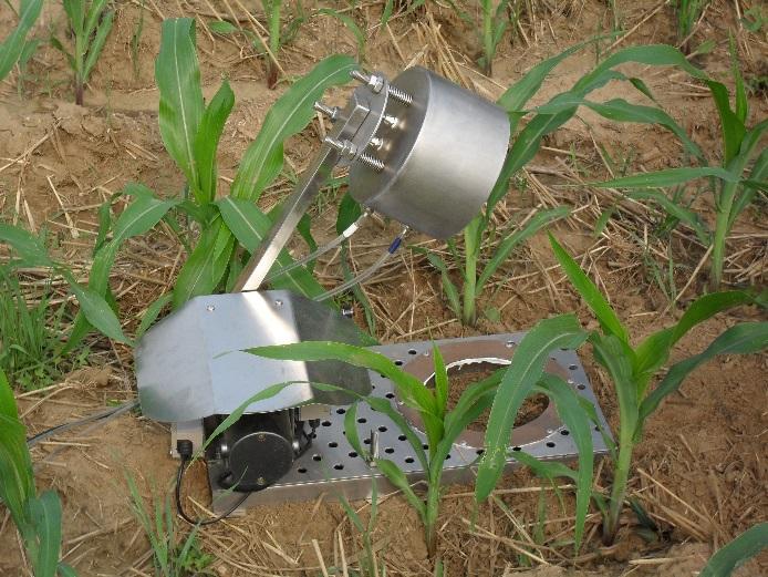 土壤呼吸自动监测系统