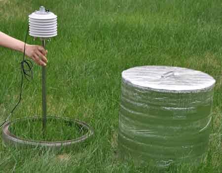 便携式土壤呼吸自动监测系统